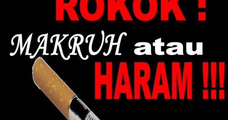 hukum rokok dalam islam