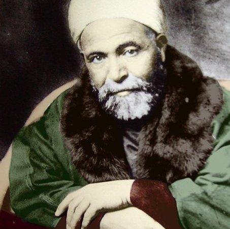 الشيخ صالح الشريف (1869-1920)