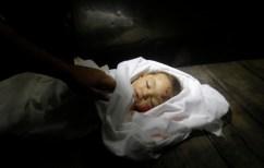 nov-16-2012-gaza-under-attack-baby-killed-wafa-4_18_2_16_11_20123