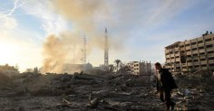 nov-21-2012-the-israeli-targeting-of-the-abu-khadra-governmental-complex-in-gaza-photo-by-paltoday-3