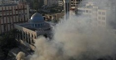 nov-21-2012-the-israeli-targeting-of-the-abu-khadra-governmental-complex-in-gaza-photo-by-paltoday-4