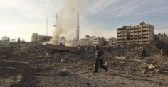 nov-21-2012-the-israeli-targeting-of-the-abu-khadra-governmental-complex-in-gaza-photo-by-paltoday-5