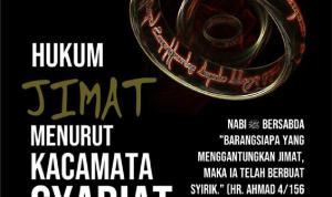 Hukum Jimat Menurut Kacamata Syariat