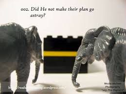 surah fil-story of owner of elephant