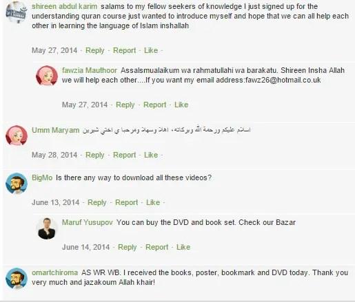 understand Quran Review