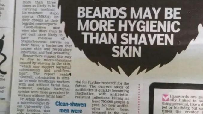 beard in islam