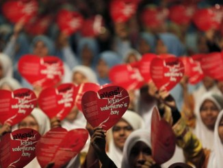 Valentine Day not for muslims