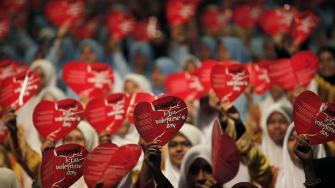 Image result for Islam Hashtag pic of valentine day
