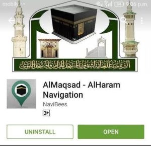 A Free Grand Mosque Navigation App for Pilgrims