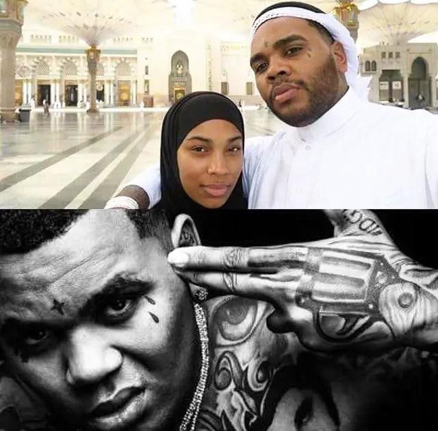 kevin gates the american rapper doing hajj