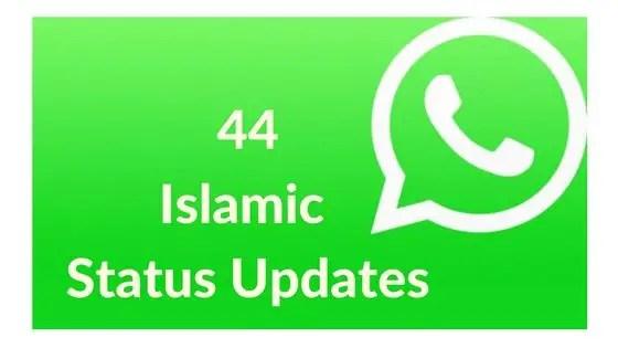 islamic whats app status