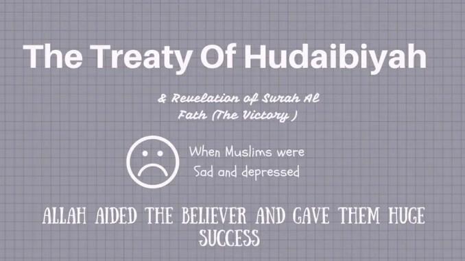 hudaibiyah,