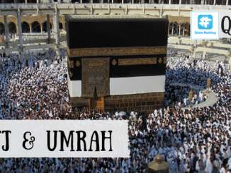 Hajj and umrah quiz