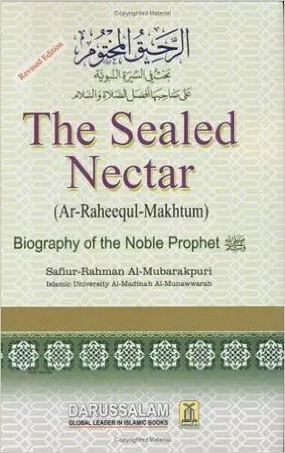 sealed nectar