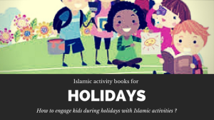 islamic activity books
