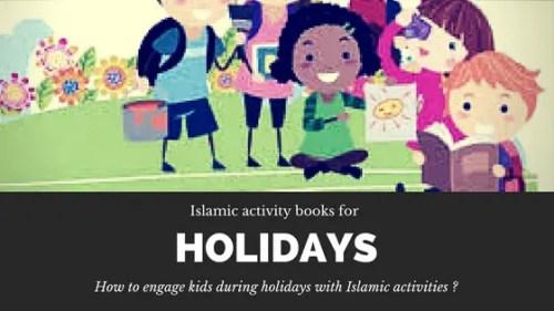 islamic activity books
