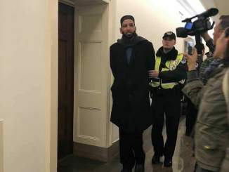 omar sulaeiman arrested