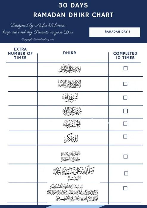 ramadan printable