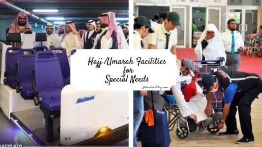 umrah for disabled
