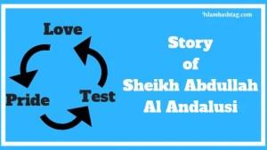 Sheikh Abdullah Al Andalusi