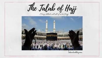 My Hajj Reflections - Hajj 2019 - Islam Hashtag