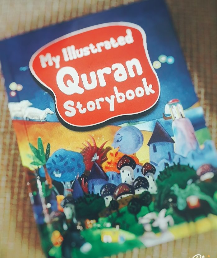 islamic book kids