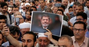 funeral prayer for morsi