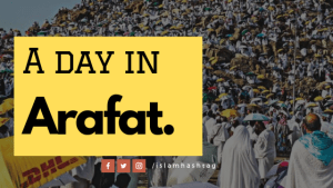 A day in Arafat