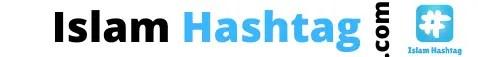 Islam hashtag logo