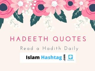 Hadith Quotes