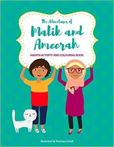 The Adventures of Malik and Ameerah (Activity Book)