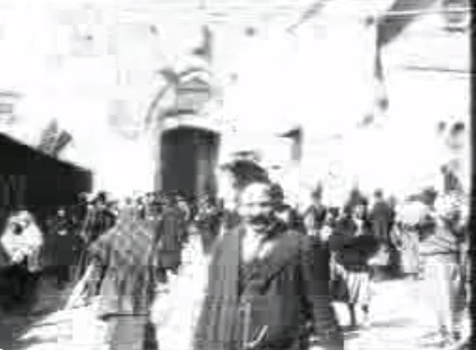 Video de Palestina en 1896