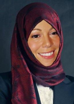 Shariah Carey: All she wants for Christmas is Eid.
