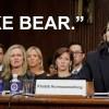 "Khabib to Senate: ""I LIKE BEAR."""