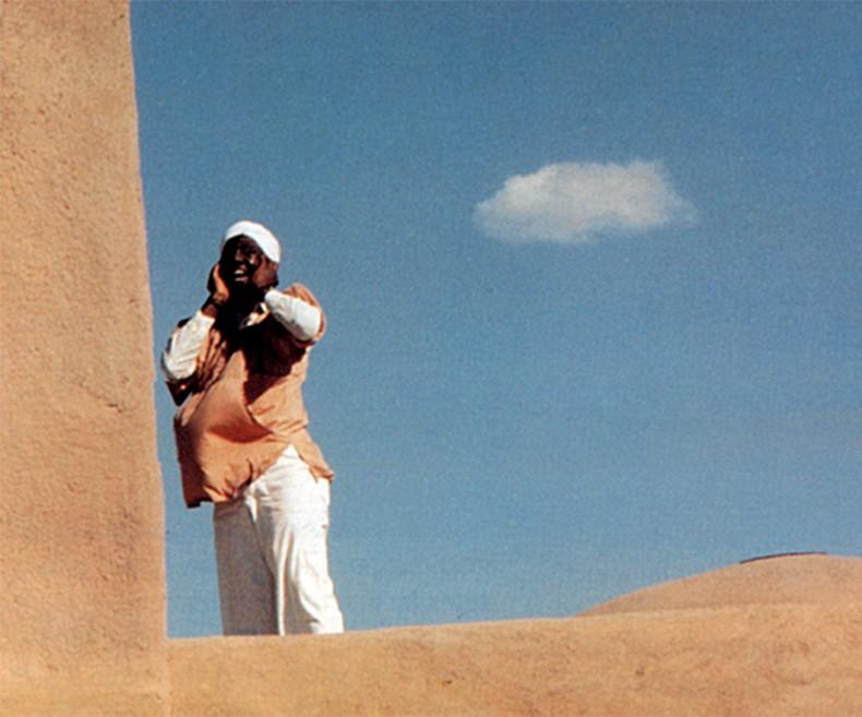 Intalnirea cu femeia musulmana fara inregistrare)