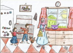 The Bad Taste by Huda Kazmi - Islamic Stories by Muslim Kids