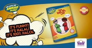 HaLOL Life - Printed Ahmad Family Comic!