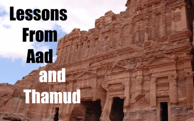 The Aad And The Thamud – The Islamic History Podcast
