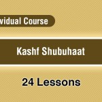 Kashf Shubuhaat – Individual