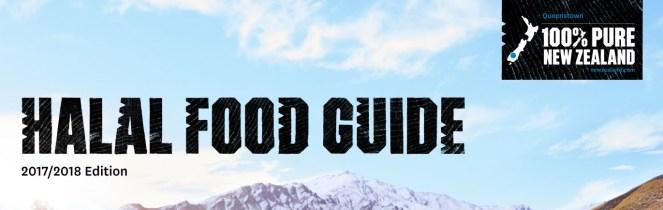 2017 halal food guide