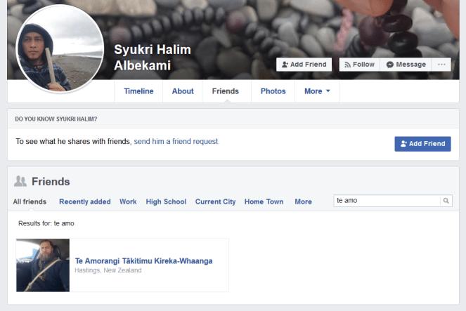 Syukri Halim Albekami ISIS