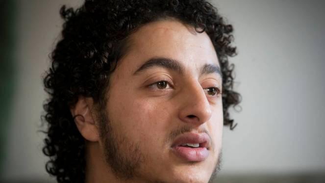Muslim man accused of threatening Islamic leader