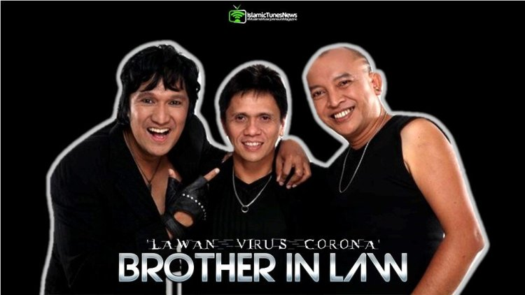 Brother in Law Angkat Doa Nabi Yunus AS di Lagu Lawan Virus Corona