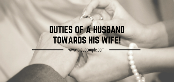 Duties of Husband