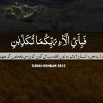 Beautiful Quran Quotes / Verses In Urdu [With Pictures]