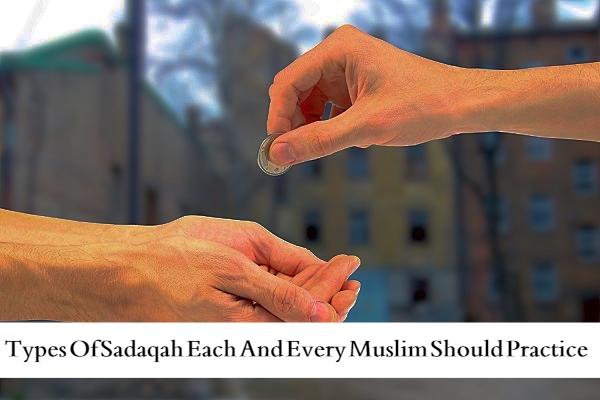 Types of Charity (Sadaqah) in Islam