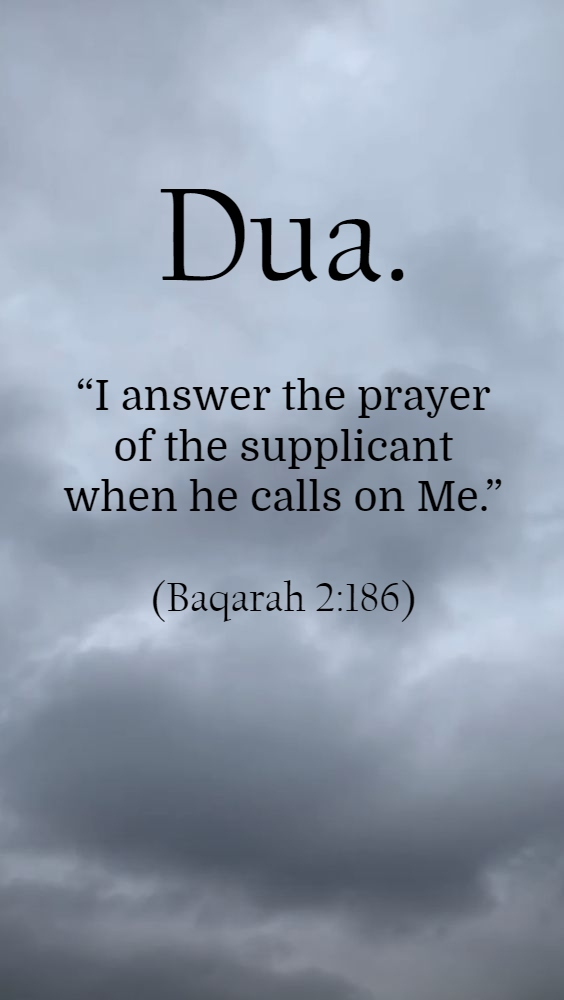 Dua - Islamic Quotes in Englsih
