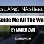 Guide Me All The Way – Maher Zain (Lyrics)