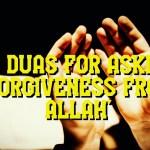 10 Duas for asking 'Forgiveness from ALLAH'   Istighfar