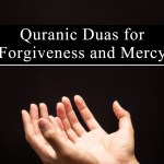 Quranic Dua for Forgiveness and Mercy